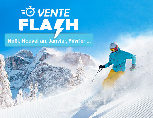 vente flash noel nouvel an janvier f�vrier
