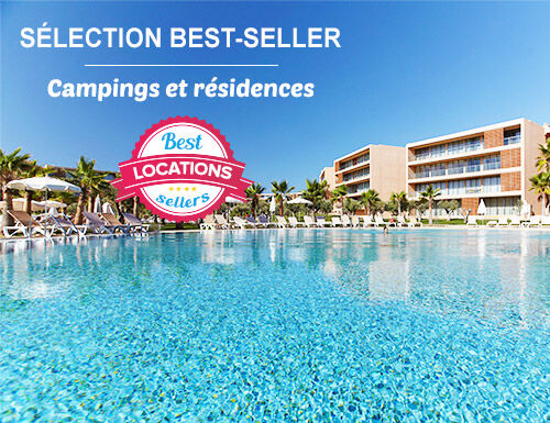 OP Best seller campings & résidences