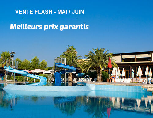 Vente flash : mai / juin