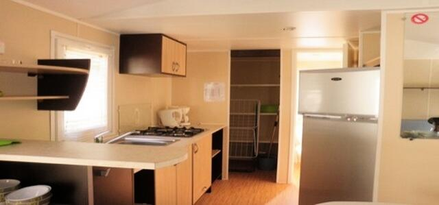 Mobil-Home 6 personnes, Axat