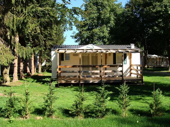 Mobil-Home 2 personnes, Boofzheim