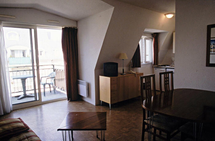 Appartement 4 personnes, Cabourg