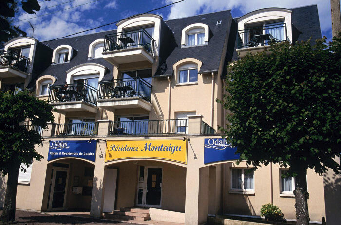 Appartement 2 personnes, Cabourg