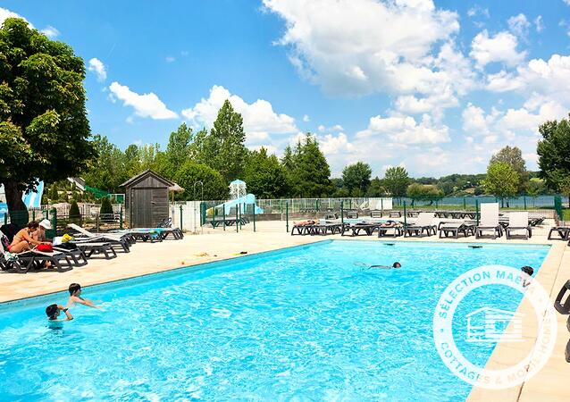 Camping Le Caussanel ***** - Maeva Camping
