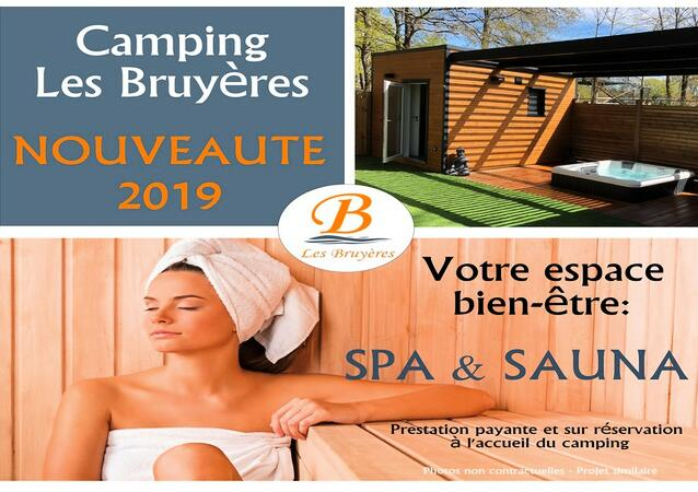 Camping Les Bruyères***