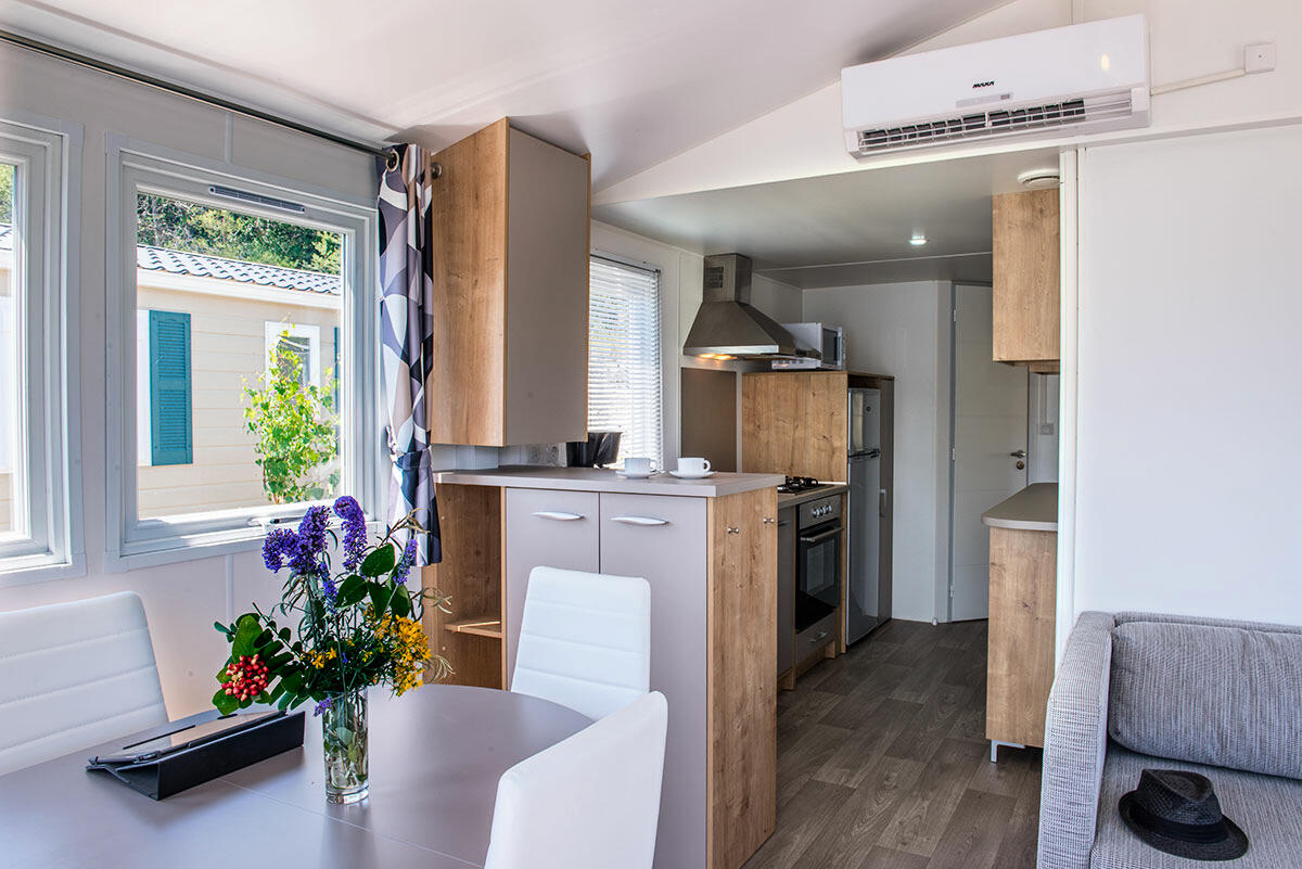 Mobil-Home 4 personnes, Chorges