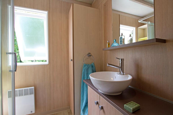 Mobil-Home 7 personnes, Coutures
