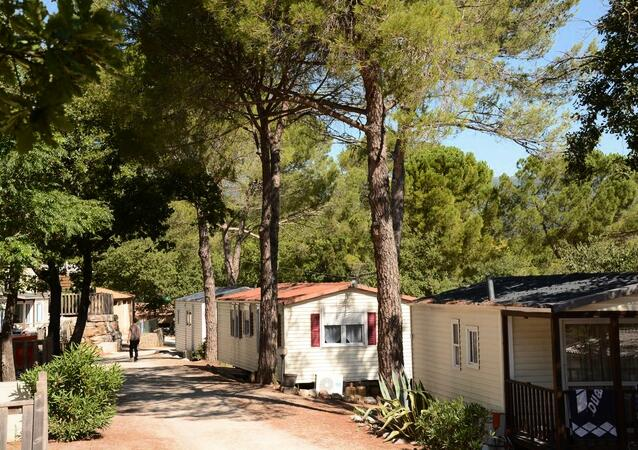 Camping Lou Cantaire ***