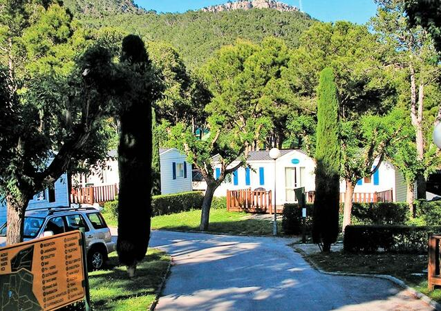 Camping Castell Montgri II****