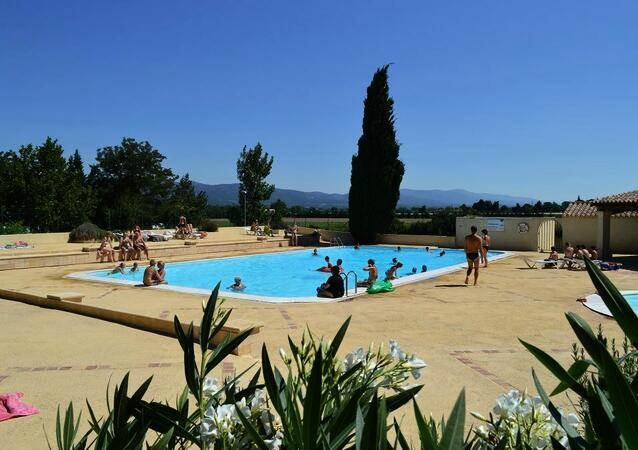 Camping Durance Lubéron****