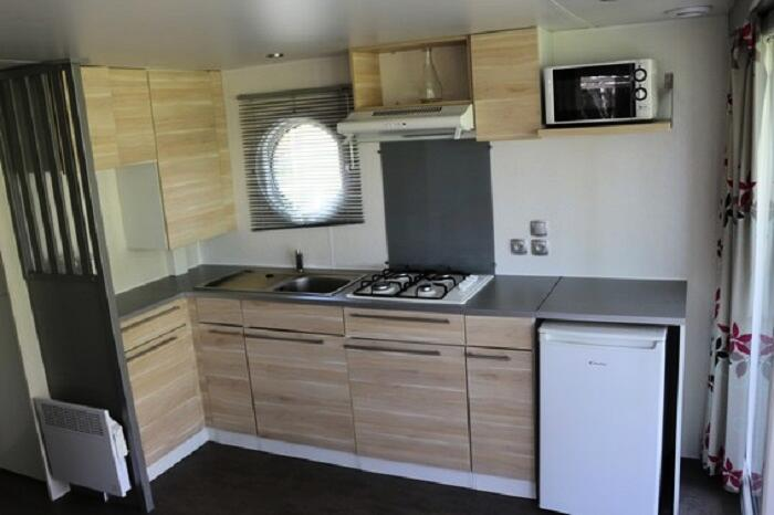 Mobil-Home 4 personnes, Orpierre