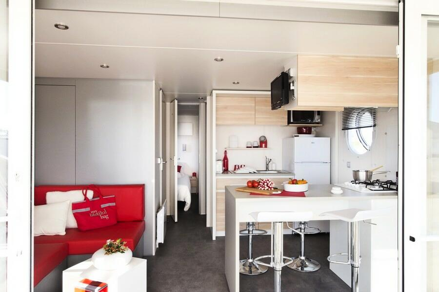 Mobil-Home 4 personnes, Paris 5e arrondissement