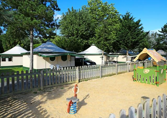 Camping Clairefontaine****