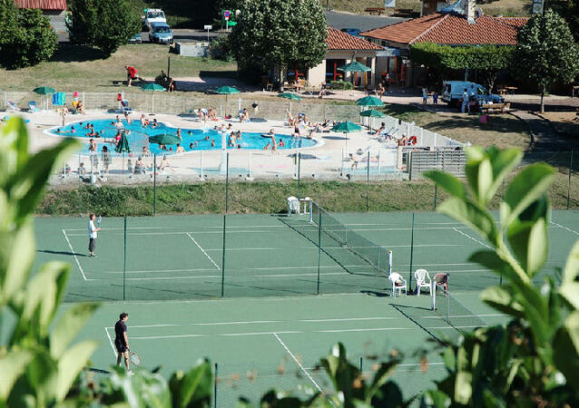 Camping Huttopia Royat****
