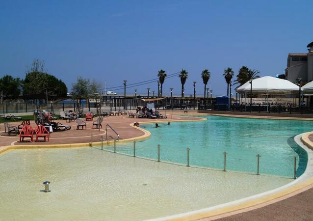 Camping Le Saint Aygulf Plage****