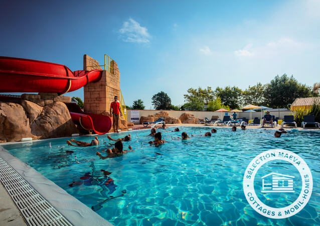 Camping Le Roussillon **** - Maeva Camping
