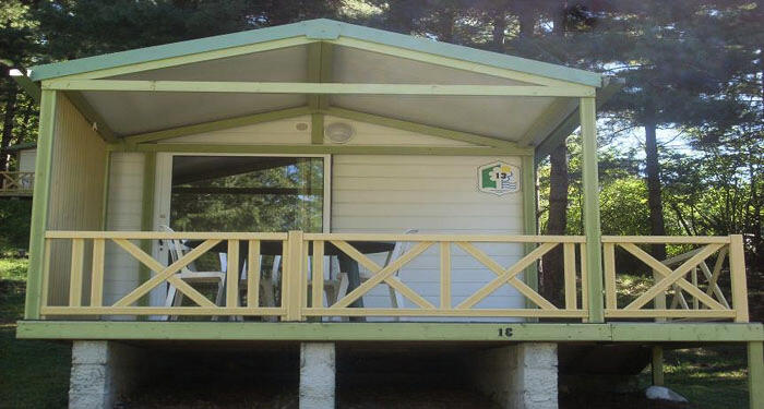 Mobil-Home 2 personnes, Saint Girons
