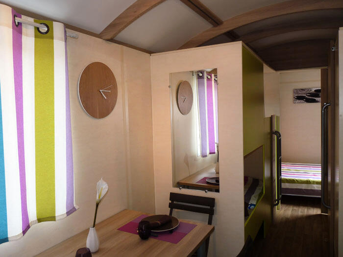 Mobil-Home 4 personnes, Saint Girons