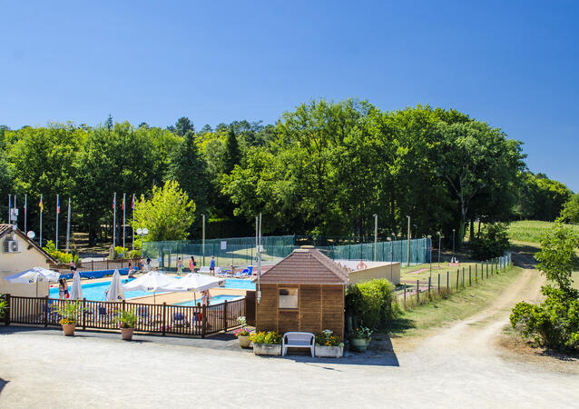Camping de Maillac ****