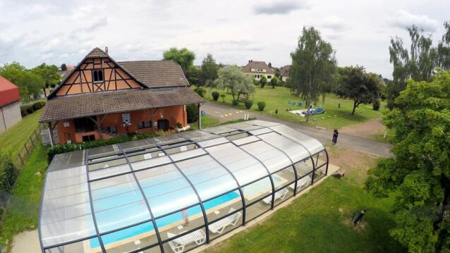 Camping Les Portes DAlsace   Location Saverne