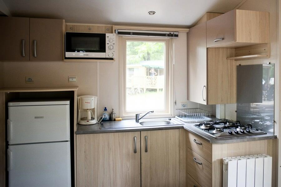 Mobil-Home 6 personnes, Strasbourg