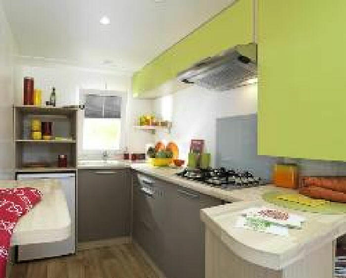 Mobil-Home 6 personnes, Valras Plage