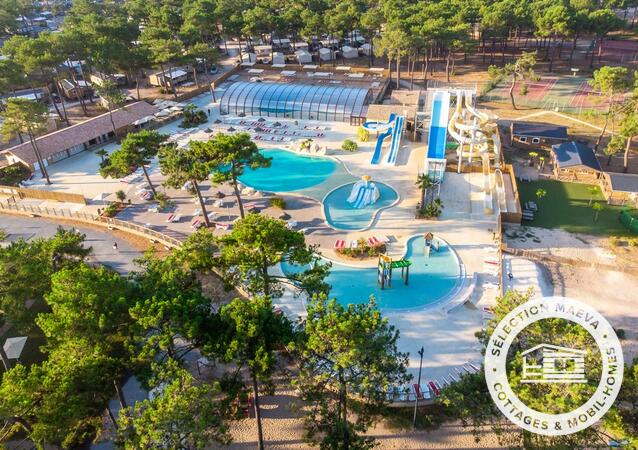 Camping Atlantic Club Montalivet *****