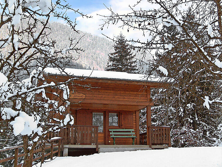 photo Chalet Pierre Blanche