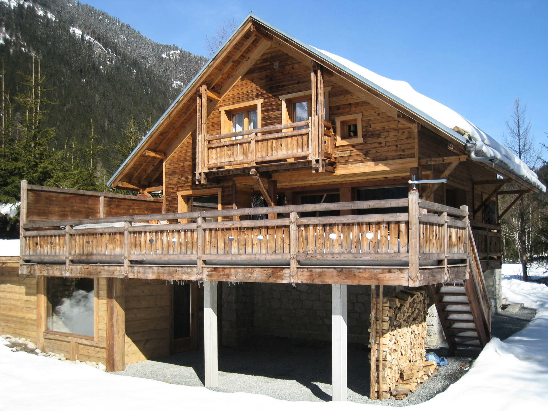 photo Chalet Peyrlaz