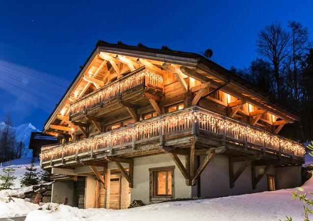 Chalet Odalys Le Grey Fox