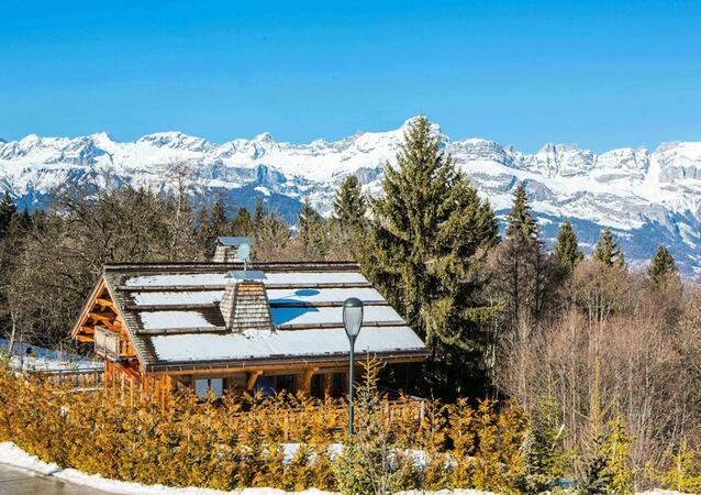 Chalet Odalys Le Red Fox